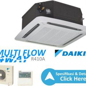 ac cassette daikin - dealer resmi ac daikin - spesifikasi