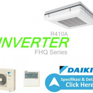 ac ceiling daikin inverter - dealer resmi ac daikin