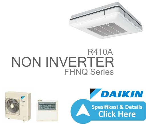 ac ceiling daikin non inverter - dealer resmi ac daikin indonesia