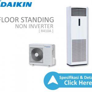 ac floor standing daikin - delaer resmi ac daikin