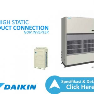 ac floor standing daikin high static duct - daikin non inverter