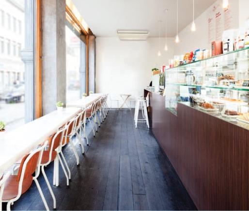 ceiling suspended daikin - ac restauran hotel kantor