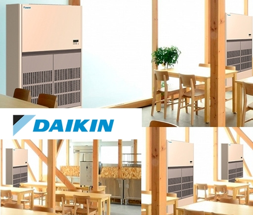 daikin ac floor standing r410a duct connection fvpgr