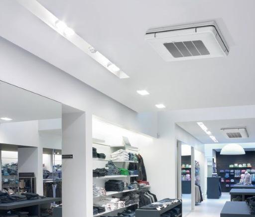 daikin ceiling r410a
