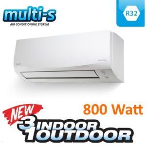 AC SPLIT DAIKIN - AC Split Multi S Daikin - 3 Indoor 1 Outdoor - AC Bagus