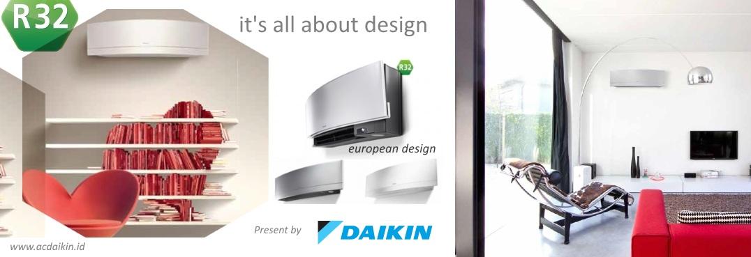 Harga AC DAIKIN Inverter - Distributor AC Daikin Indonesia - AC Split DAIKIN ads