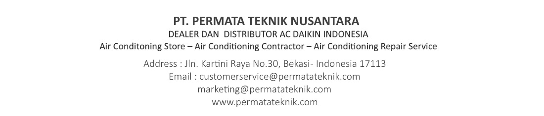 lokasi permata teknik nusantara - alamat toko ac daikin - distributor ac daikin