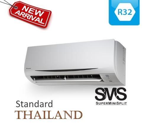 Ac Split Standard Thailand R32 1  2 Pk - Distributor Ac Daikin Indonesia