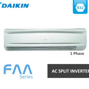 AC SPLIT DAIKIN INVERTER R32 FAA - 1PHASE - 4PK - HARGA JUAL DAIKIN - PERMATA TEKNIK
