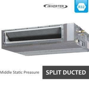 AC SPLIT DUCT DAIKIN - INVERTER R32 - MIDDLE STATIC - FBA series BVM4