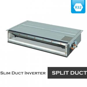AC SPLIT DUCT DAIKIN - Slim Duct Inverter R32 - FDF - BV