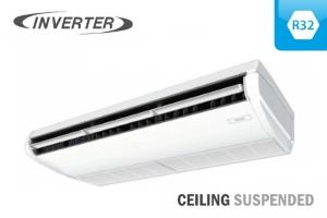 CEILING SUSPENDED DAIKIN - AC CEILING DAIKIN R32 INVERTER - HARGA JUAL DAIKIN CEILINIG inverter